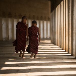 cestou ku chramu