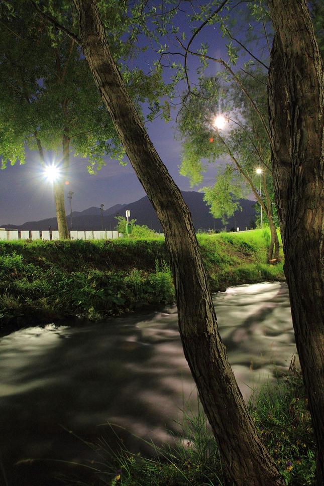 Jemne nocne luce