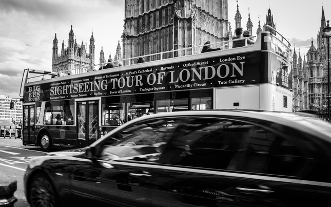 Tour of London