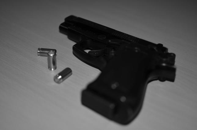 Beretta model 85FS [Gas]