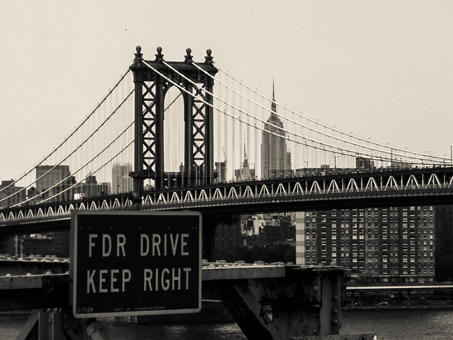 Manhattan Brigge