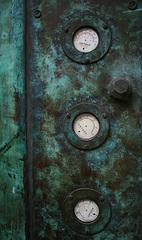 secret door - detail (II)