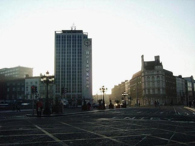 novembrové ticho v meste
