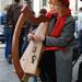 írska harfa