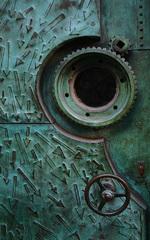 secret door - detail (I)