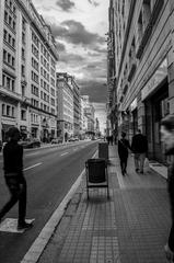 Street rush
