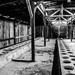 Auschwitz II Birkenau BW - WC