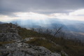 Výhľad z vrcholu Mosor, Srbsko