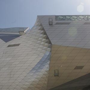 Museé des Confluences