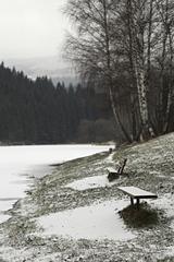 Milošovský rybník