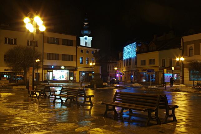 Rožnovské námestíčko