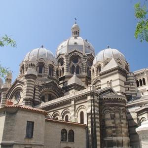 Marseillská katedrála