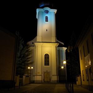 Rožnovský kostol