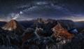 Noc na Szpiglasowom wierchu