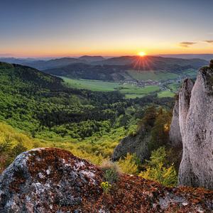 Suľov - Hradná