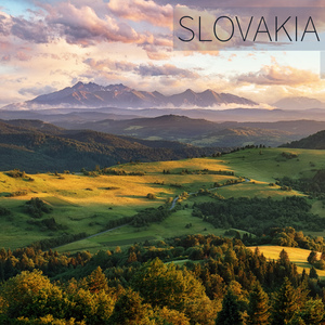 Time Lapse - Slovakia Mountains