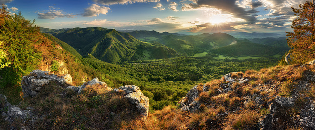Rohatín - Strážovské vrchy
