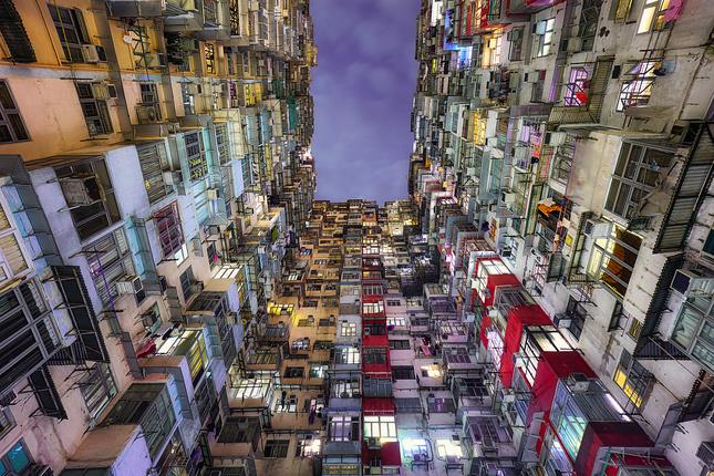 Fok Cheong Building - Hong Kong