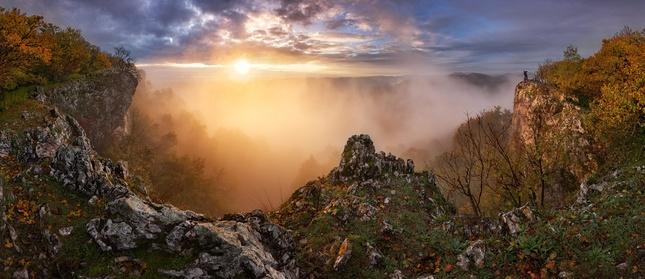Čierna skala - Malé Karpaty