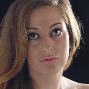 Katka portrét