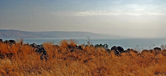 Genezaretské jazero
