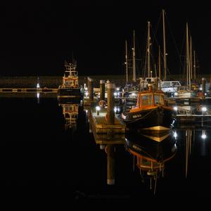 prístavné zrkadlo