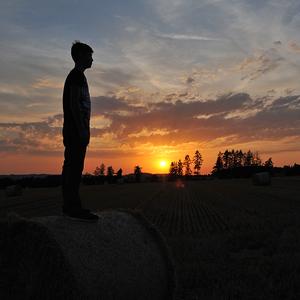 Západ slnka 1