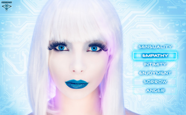 Kybernetická asistentka - SETUP