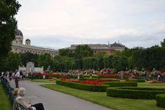 Viedeňské záhrady