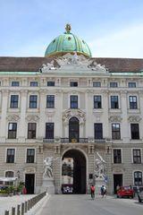 brána do Hofburgu