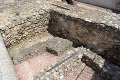 pozostatky rímskeho opevnenia