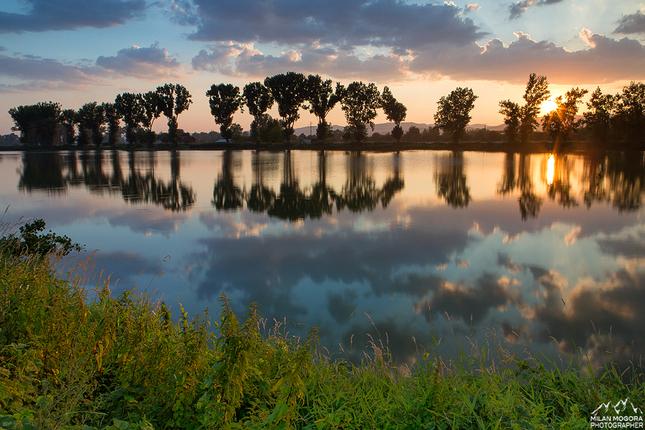 Pretský rybník