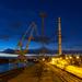 večerný prístav