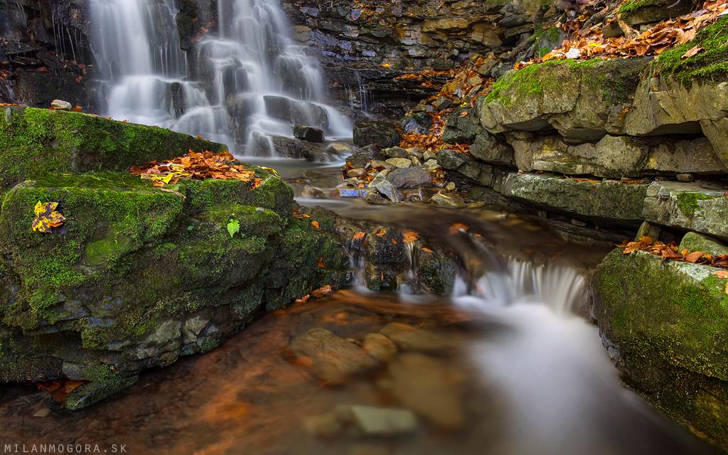 jesenná voda...