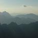 Vecer v Tatrach