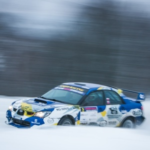 Subaru XIQIO Racing 2