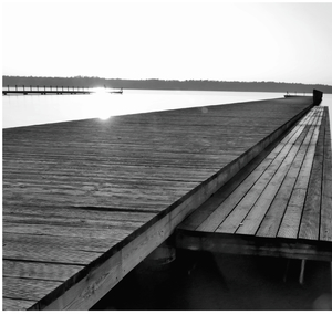 Ticho nad jazerom