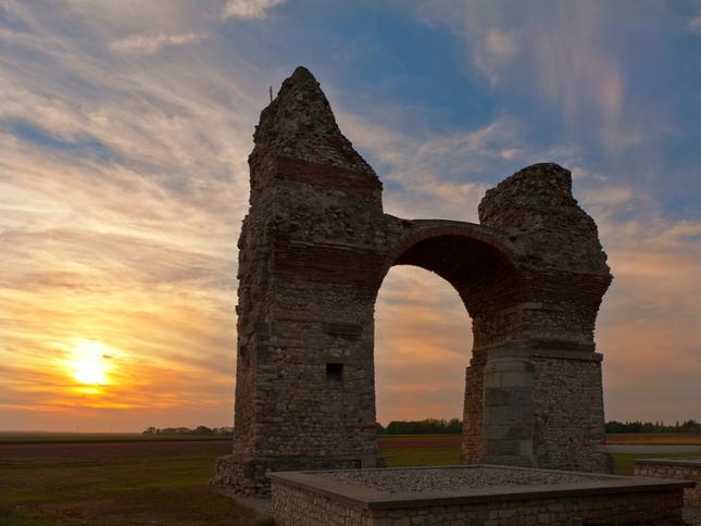 Heidentor - Pohanská brána