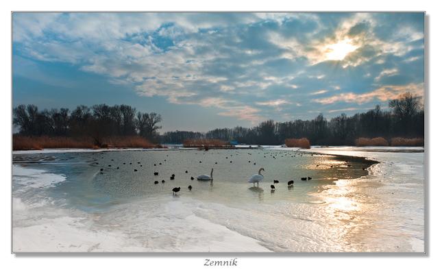 Slnko a ľad