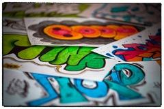 Náčrty pre graffiti