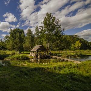 Romantický mlyn