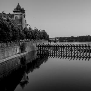 V Prahe