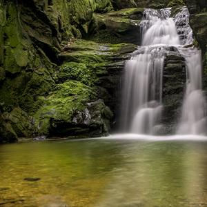 Řešovské vodopády