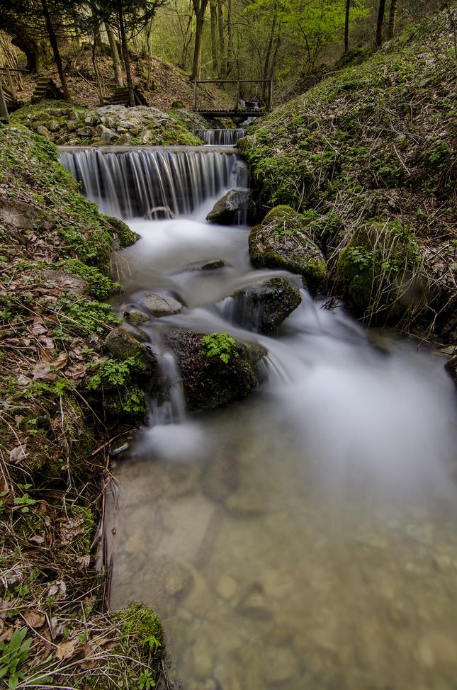 Vodopád v Hajasovej
