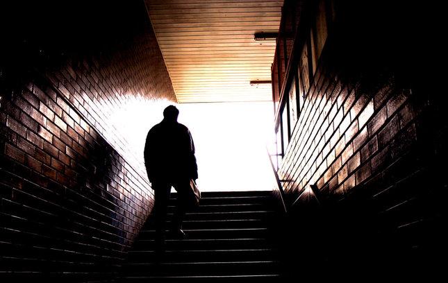 Cesta do neba (tunel)