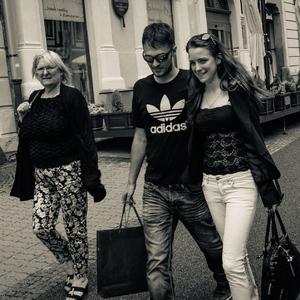 Street photos Banská Bystrica