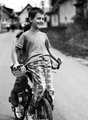 ...Bicycle ride...