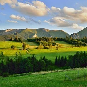 Belianske Tatry leto