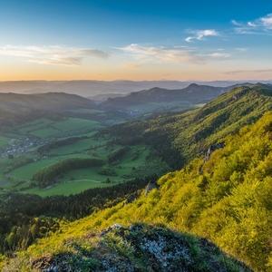 Strážovsko-Súľovské vrchy