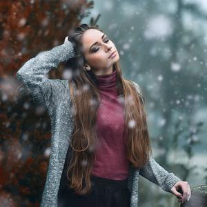 Dotyky snehových vločiek